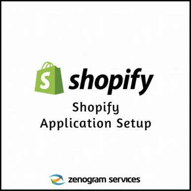 Zenogram Services - Shopify Application Setup New