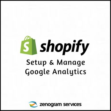 Zenogram Services - Setup and Manage Googel Analytics